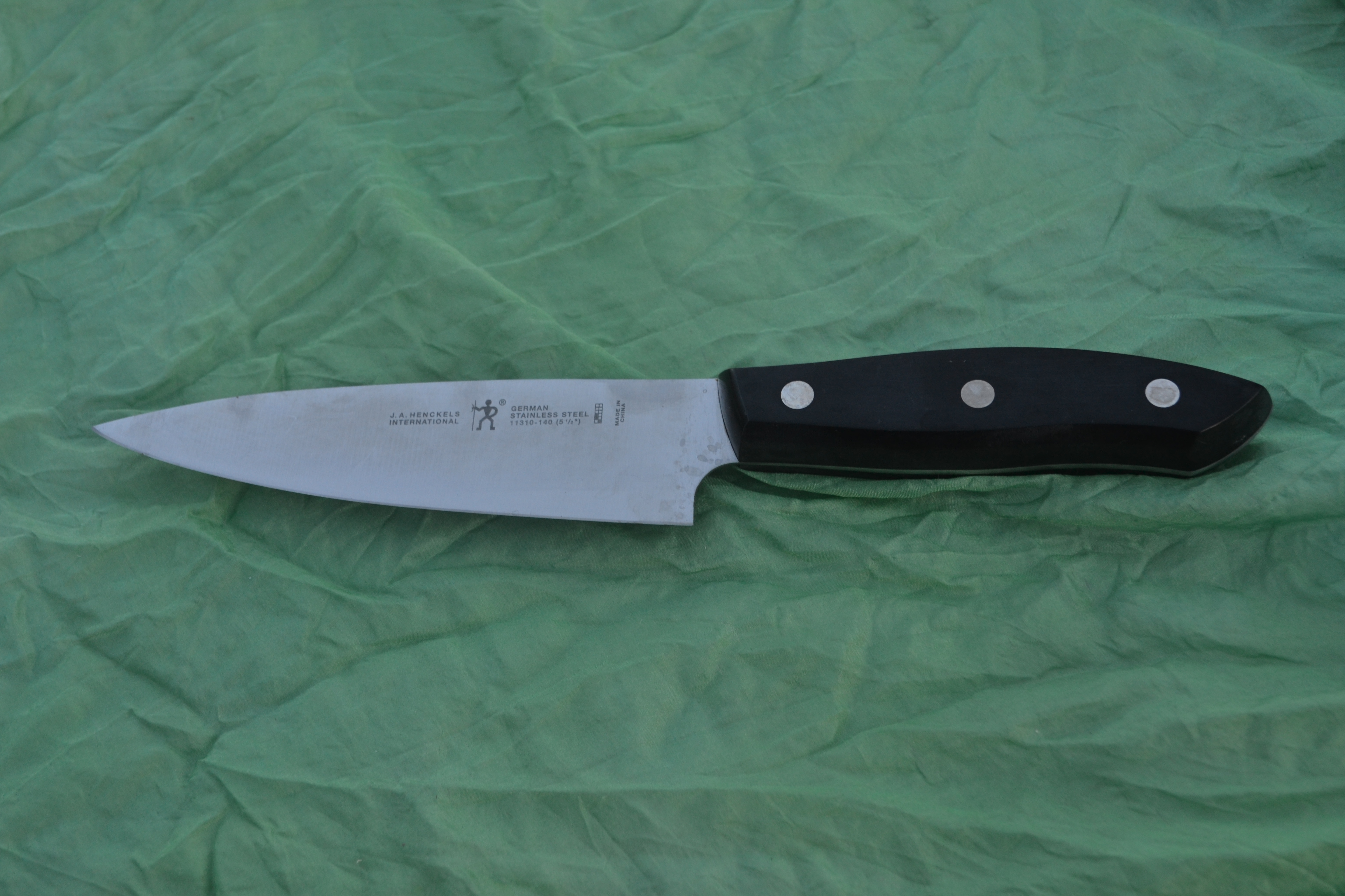 J A Henckels 6 Inch Chef Knife